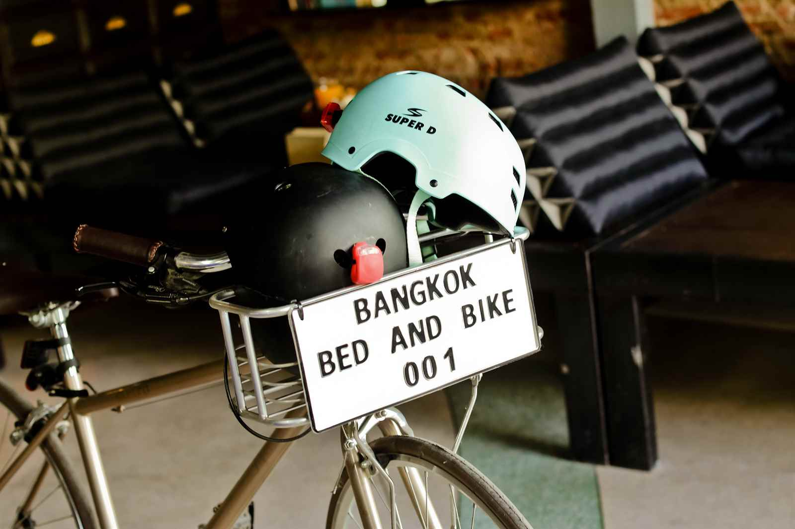 Bangkok Bed and Bike Hostel Bangkok Bed and Bike Hostel