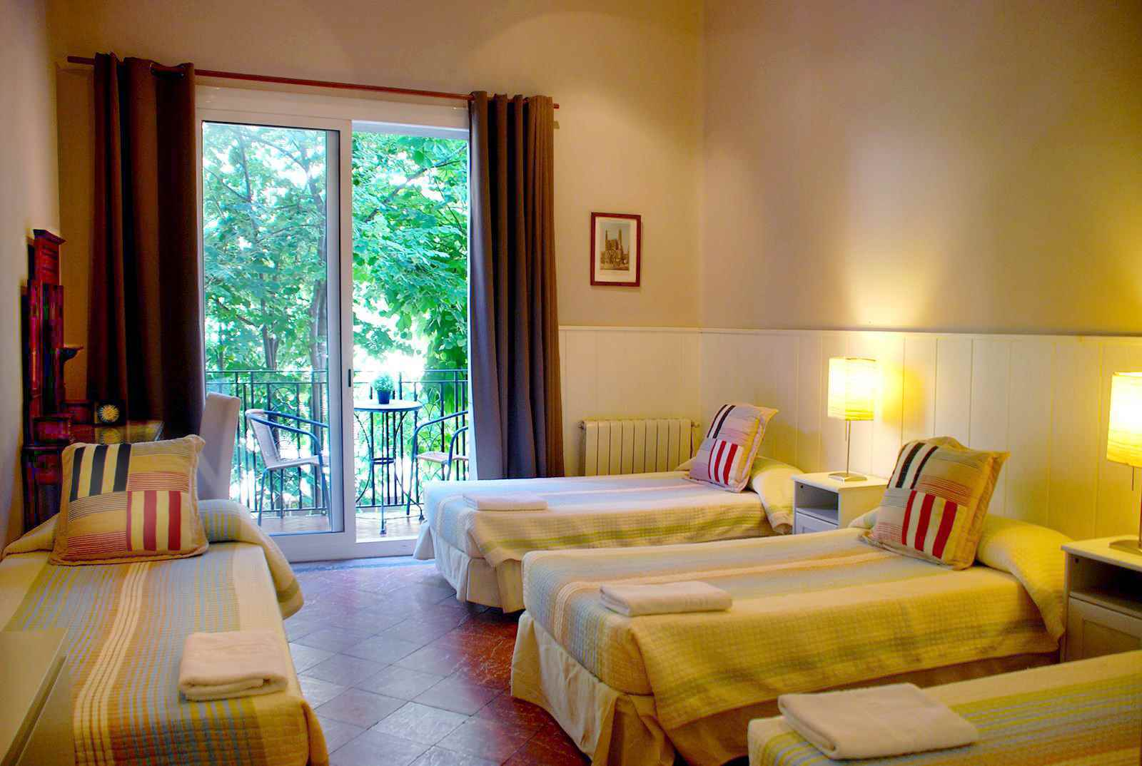 Barcelona City Centre Bed & Breakfast Barcelona City Centre Bed & Breakfast