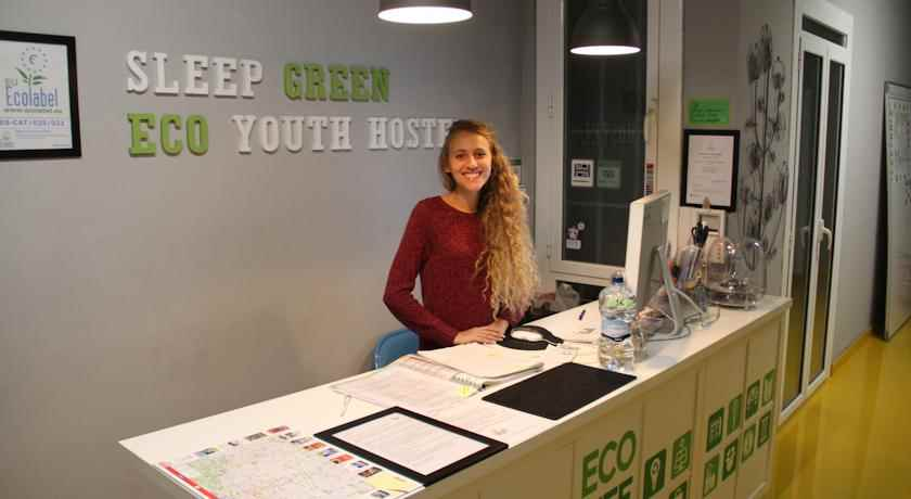 Sleep Green - Certified Eco Youth Hostel Barcelona Sleep Green - Certified Eco Youth Hostel Barcelona